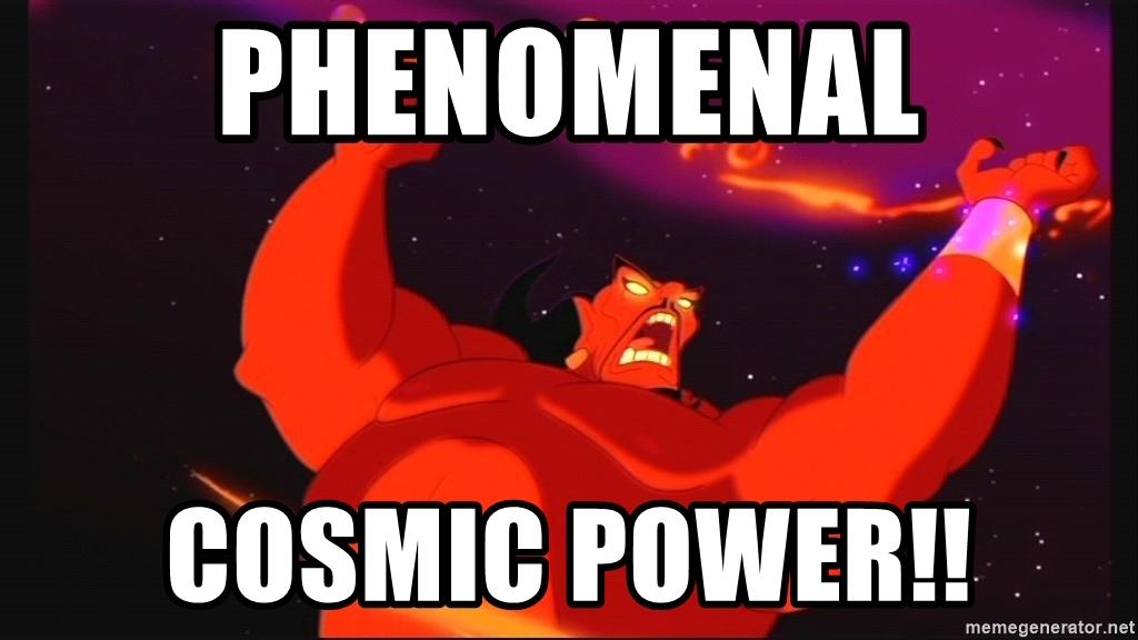 cosmicpower